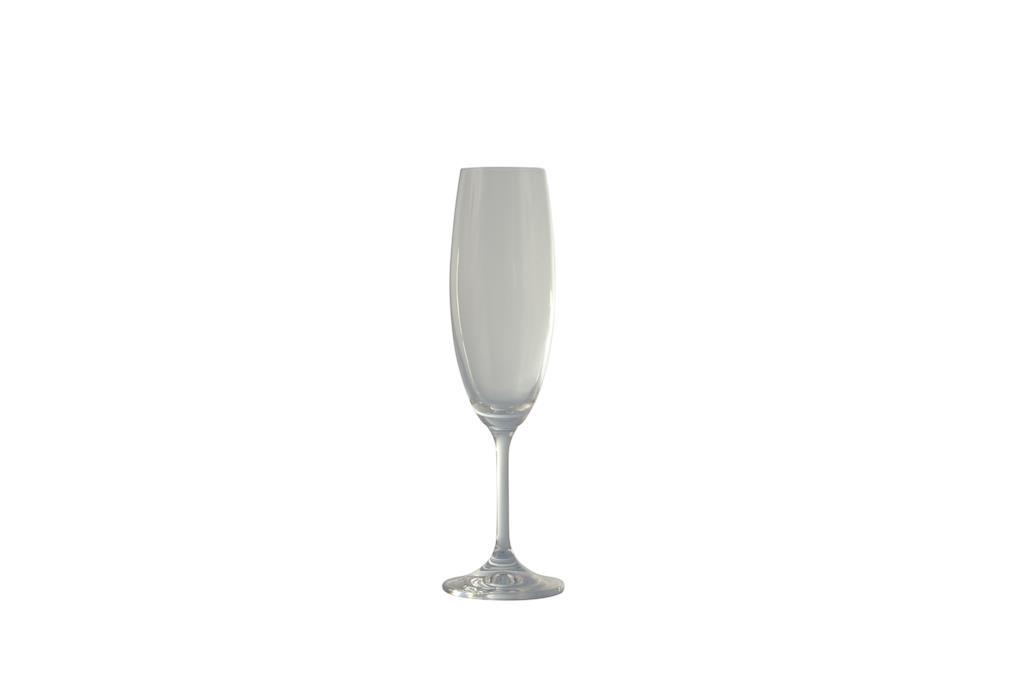 Taça de Champagne Bohemia Lara - 2792
